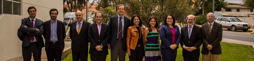La Facultad participa en el IV Seminario de Enseñanza del Derecho en la Universidad Católica del Norte