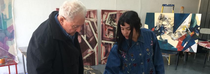 Facultad de Arte realiza Seminario Internacional de grabado 2017
