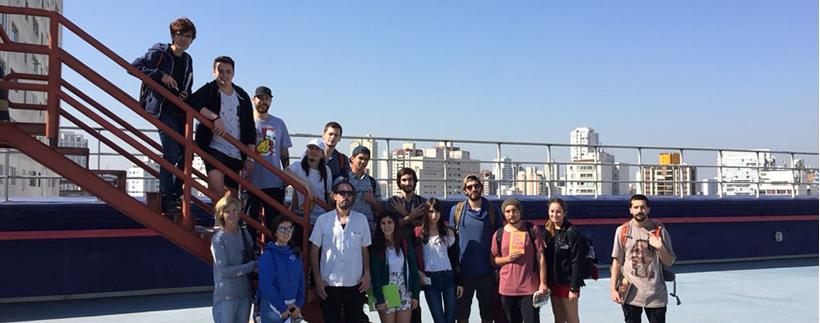 Arquitectura inicia el Viaje de Estudios 2018