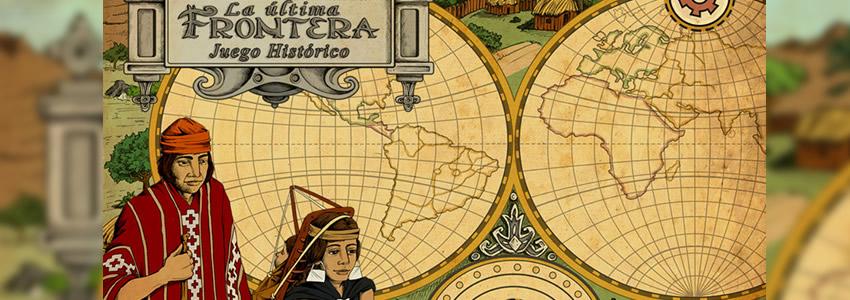 """""""La Última Frontera, Juego Histórico"""": la herramienta educativa que revolucionará las salas de clases"""