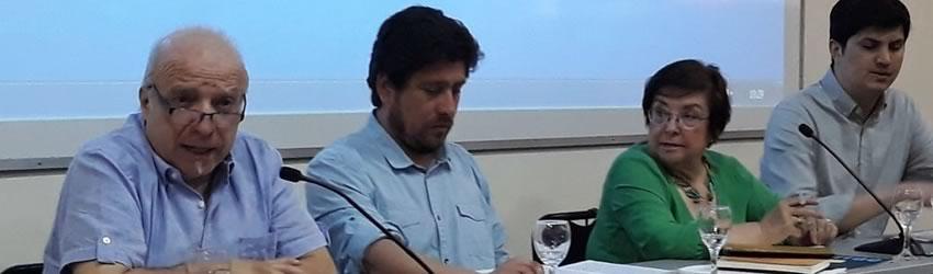 Escuela de Literatura realizó Coloquio Anual 2017