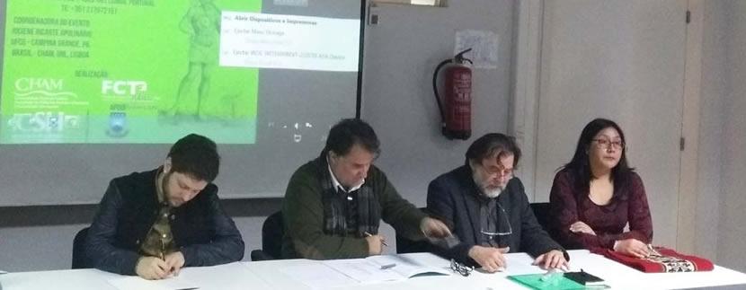 Docente de Arquitectura expone en Congreso en Lisboa