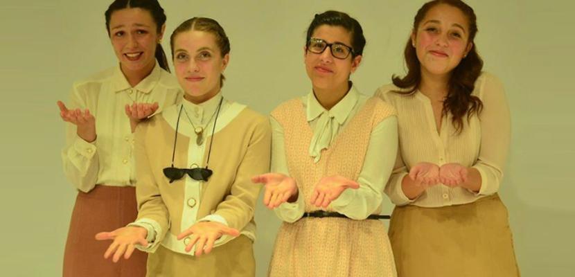 Ex alumna de Teatro recibe premio al mejor montaje