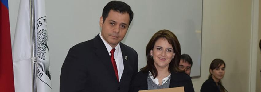 Facultad de Odontología realiza ceremonia de Certificación a Tutores de Internados