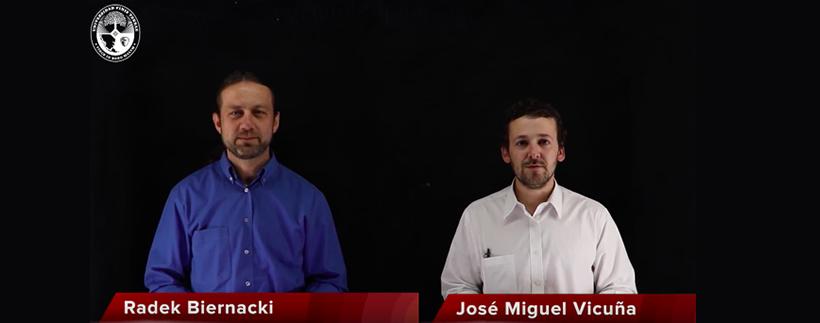 Dos académicos de la U. Finis Terrae están entre los 50 mejores líderes de Flipped Learning