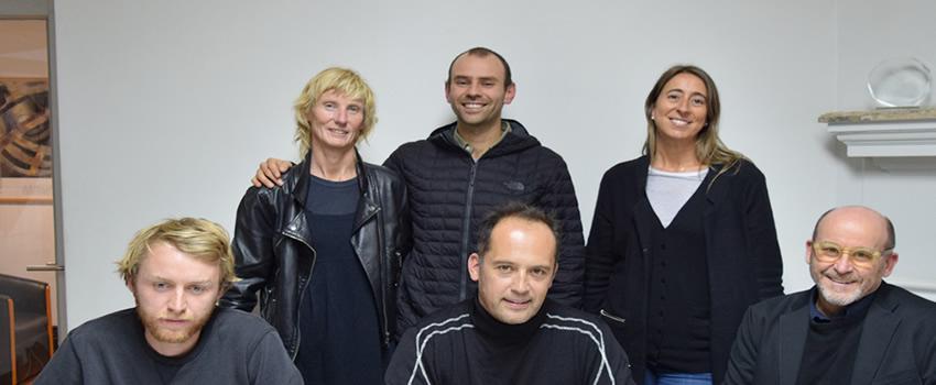 Facultad de Arquitectura y Diseño firma convenio con Fundación Nativos