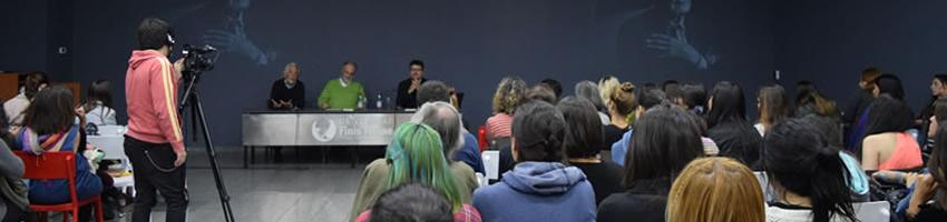 Encuentro sobre Zygmunt Bauman en la Universidad Finis Terrae