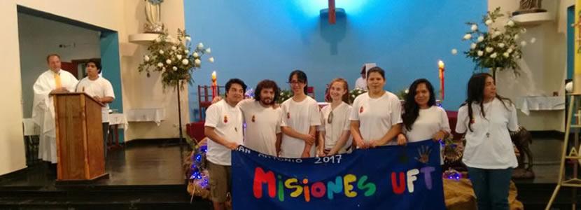 Misiones y trabajos de verano