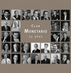 Club monetario 25 Años