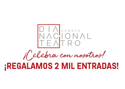 Teatro Finis Terrae celebra el Día del Teatro regalando 200 entradas