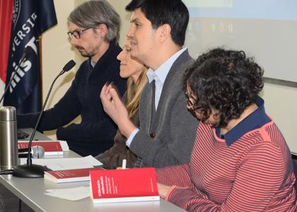 Académicos Finis Terrae abordan producción cultural chilena en libro desde la perspectiva de estudios culturales