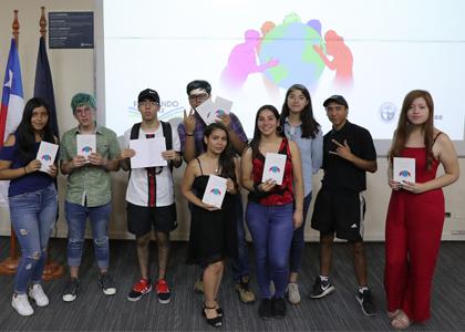 ¿Qué quiero decirle al mundo? Libro editado por universitarios recoge relato de 27 jóvenes en situación de vulnerabilidad