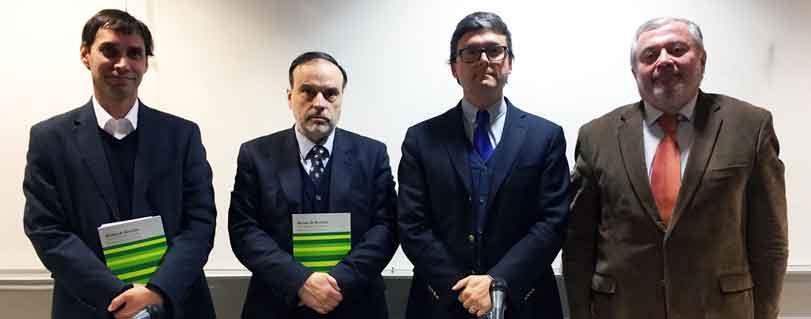 Presentan Revista de Derecho donde 14 especialistas reflexionan sobre proceso de reforma constitucional