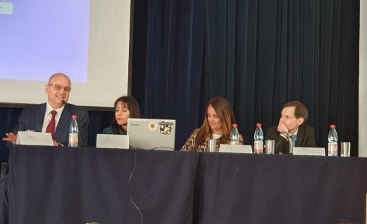 Profesor Rodrigo Barcia participa en Seminario sobre Derecho de Familia e Infancia