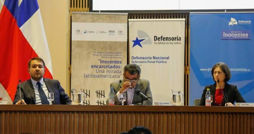 Profesor Rodrigo Ríos expone en elIX Congreso Internacional del Bloque de Defensores Públicos Oficiales del Mercosur