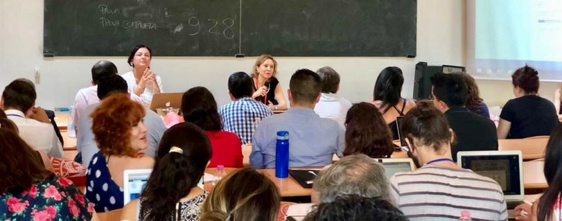 Académicos de Derecho U. Finis Terrae expusieron en prestigiosa Universidad de Bolonia