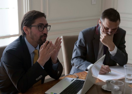 Ciclo de Encuentros de Investigadores, Facultad de Derecho 2019