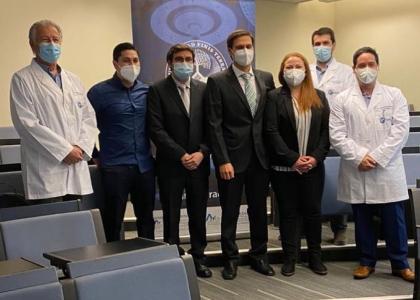 Becados aprueban examen final y egresan del Programa de Especialidad en Traumatología y Ortopedia