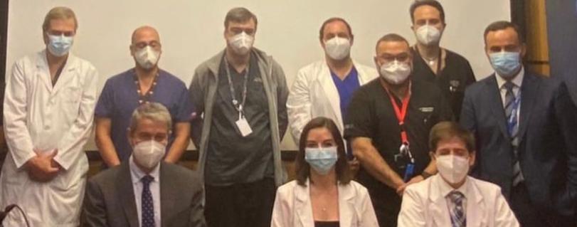 Programa de Especialización en Urología de la Escuela de Medicina tuvo sus primeros egresados