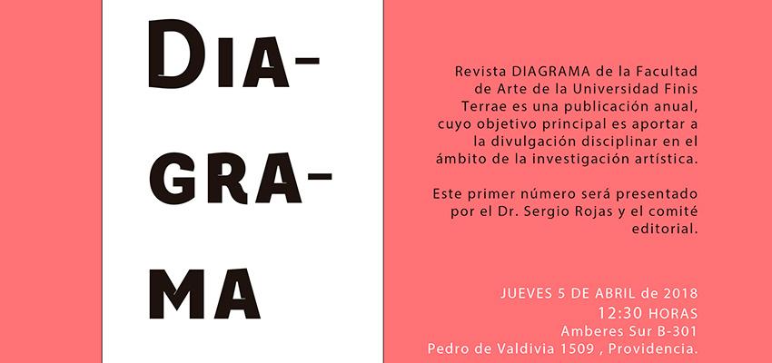 Facultad de Arte presenta Revista Diagrama