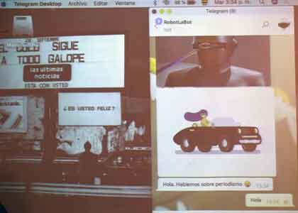 RobotLabot, la revolución del periodismo digital