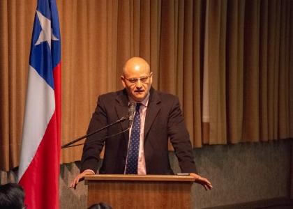 Profesor Rodrigo Barcia expuso en la I Jornada de Derecho Civil de Temuco