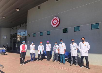Internos de la Escuela de Medicina reanudaron sus rotaciones en el HUAP