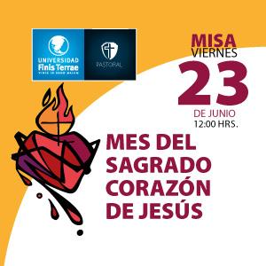 Misa Solemne del Sagrado Corazón