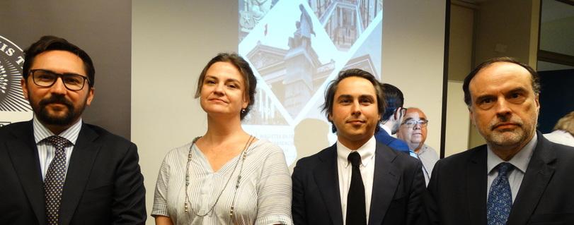 Renombrados académicos abordaron actual proceso constituyente en primer seminario 2020 de Facultad de Derecho U. Finis Terrae