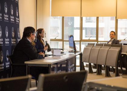 Seminario sobre Nueva Constitución y Derecho a la Salud fue organizado con éxito por la Escuela de Medicina