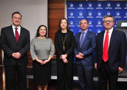 Sector público y privado debatieron sobre inversión responsable de fondos de pensión en Seminario U. Finis Terrae y ONU Ambiente