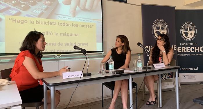 Senama y superintendencia de insolvencia participan en seminario de educación financiera para el adulto mayor