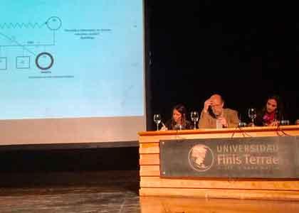 Centro de Estudiantes de Escuela de Psicología realizó su primer Simposio