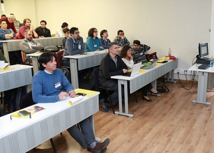 Académica de la Facultad de Ingeniería presenta su investigación en Simposio de Nanotecnología