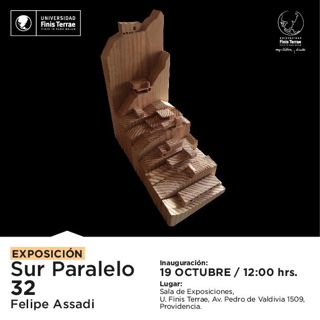 """Exposición """"Sur Paralelo 32"""""""
