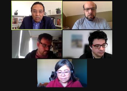 """Reynaldo Aragón: """"Los periodistas estamos llamados a tener un ejercicio ético todos los días"""""""
