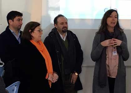 Académicos y profesionales se capacitaron en metodologías de investigación contable en la U. Finis Terrae