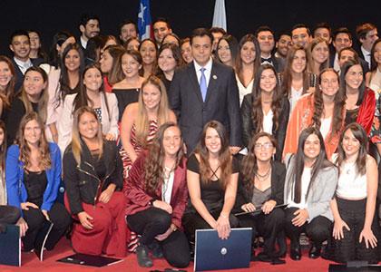 Facultad de Odontología realiza ceremonias de titulación
