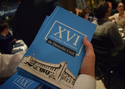 Profesores de Derecho U. Finis Terrae expusieron en Jornadas Nacionales de Derecho Civil