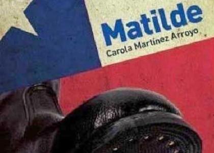 "Carola Martínez, autora del libro ""Matilde"", participó en charla sobre Literatura Infantil y Juvenil en la U. Finis Terrae"
