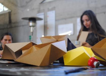La Escuela de Diseño de la Universidad Finis Terrae realizó el 12º Workshop Internacional