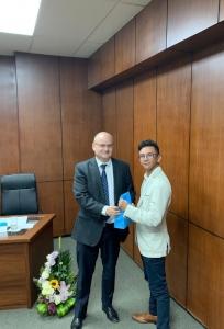 Profesor Rodrigo Barcia participa en las Jornadas Internacionales de Derecho realizadas en la Pontificia Universidad Católica  de Ecuador