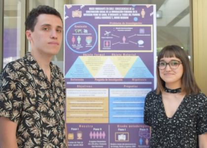 Periodismo U. Finis Terrae realizó el primer Congreso joven de Comunicaciones
