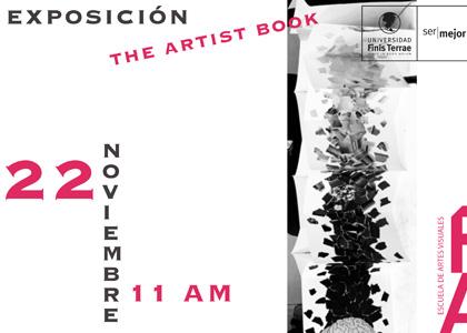 """Programa de Idiomas organizó """"The Artist Book"""""""