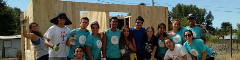 Alumnos de la Universidad participaron en Trabajos Voluntarios 2017
