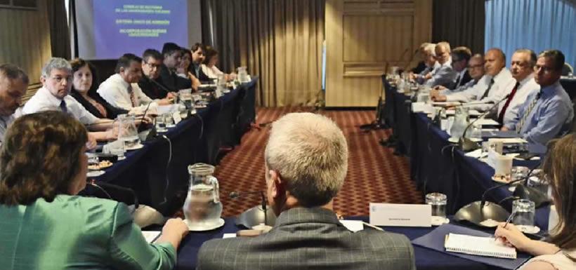 U. Autónoma alerta que fijar aranceles puede ser inconstitucional y crearía dependencia con el Estado