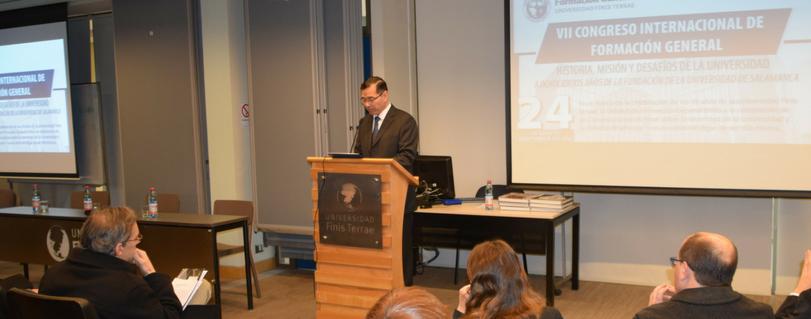Con gran éxito, el VII Congreso Internacional de Formación General abordó la historia, misión y visión de la universidad