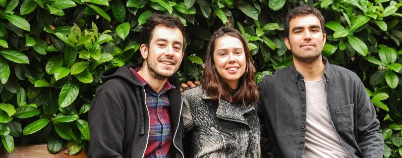 Equipo de estudiantes de Arquitectura U. Finis Terrae obtuvo 1° lugar en Concurso CAP