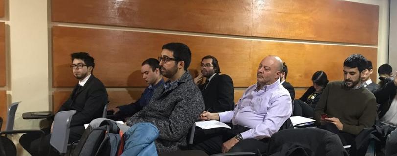 Facultad de Ingeniería realiza Medición Intermedia de Competencias en colaboración con Municipalidad de Providencia y Telefónica I+D