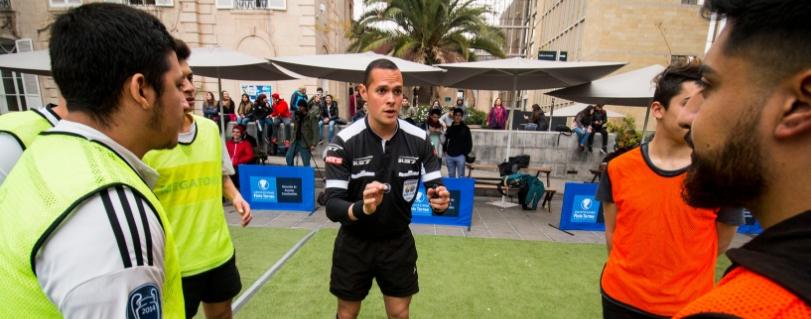 Con éxito se realizó el tercer campeonato de Futbolito 3x3 de la U. Finis Terrae
